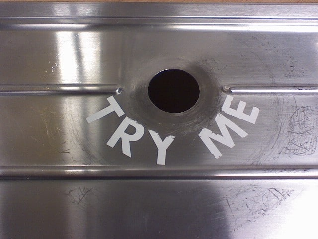 Glory Hole Try Me