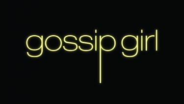 Gossip Girl Netflix Tv-Serien